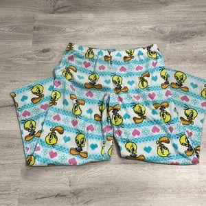 Tweety Bird Pajama Pants